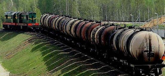 В Новополоцк прибыли первые 59 цистерн