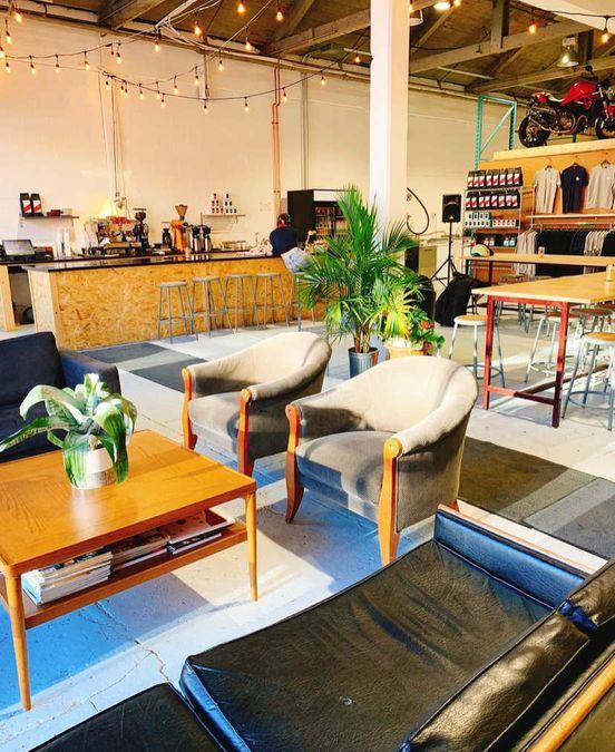 Café Larue & Fils Waverly