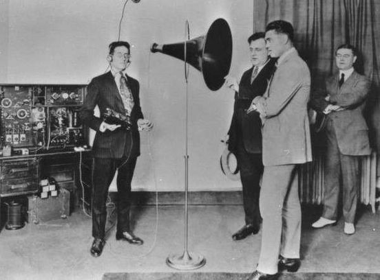 Radio history was made 100 years ago in Griffintown by the station tha