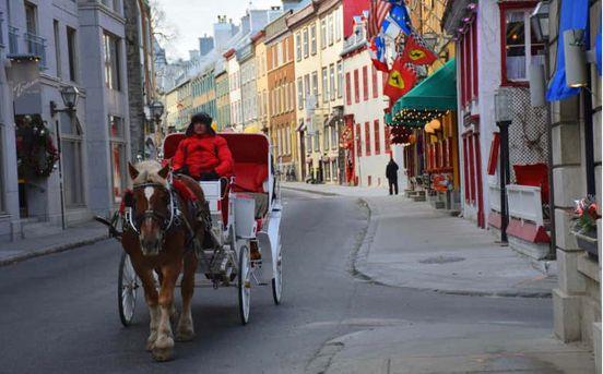 Comment on peut passer le temps à Québec? 🌉