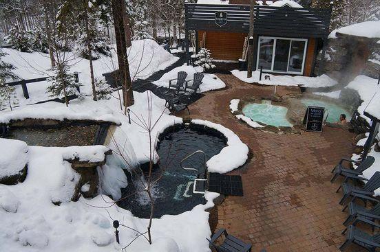 L'hiver à Québec ⛄️
