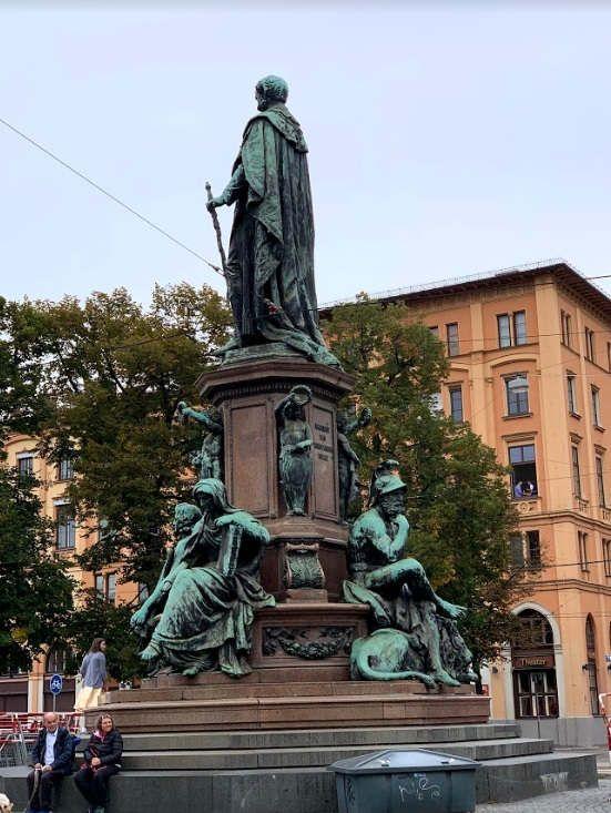 Denkmal für König Maximilian II