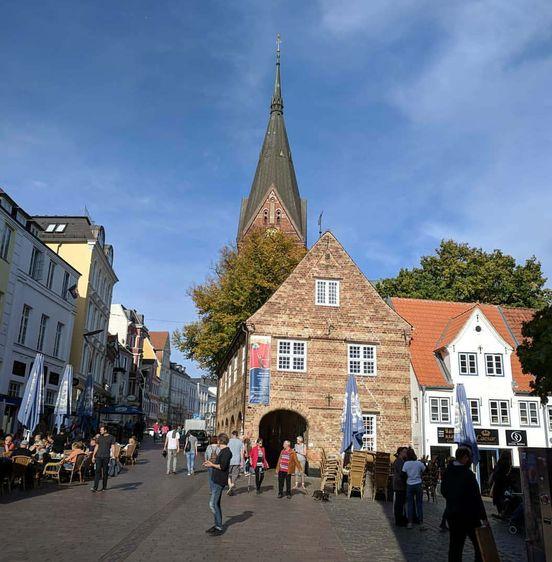 Flensburg - Deutschlands nördlichste Landeshauptstadt