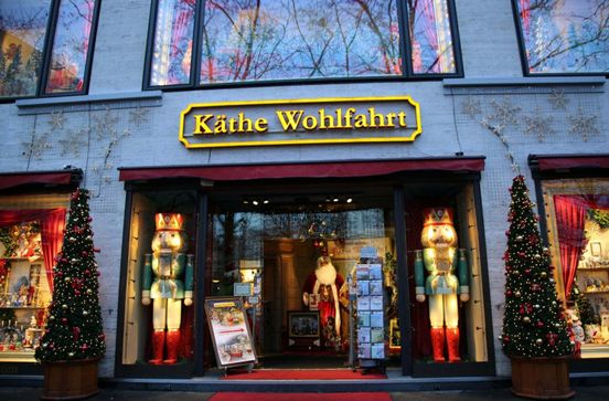 Ich liebe Katie Wolfarts Laden in Berlin. Dieser Ort ist auf jeden Fal