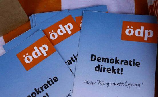 München: ÖDP reicht Liste für Stadtratswahlen ein