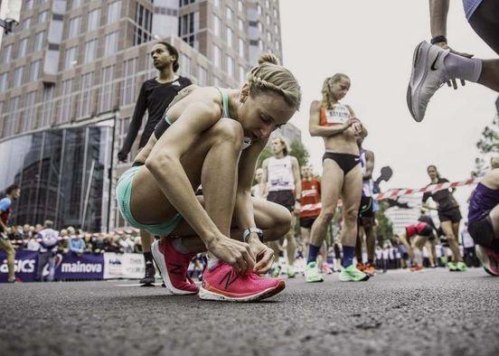 Frankfurt Marathon: Behalte deine Einstellung und mach weiter