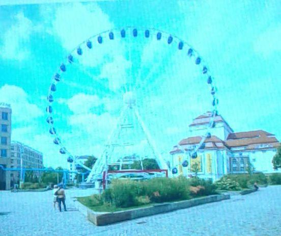 """""""Wheel of Vision"""" – der beste Blick über Dresden"""