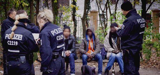 Polizei will rund um die Uhr im Görlitzer Park präsent sein - kann es