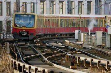 S-Bahn lässt Expresszüge fahren