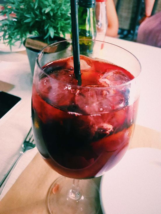 History of Sangria