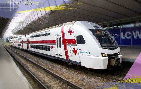 Грузинская железная дорога перевезла более 3 млн пассажиров в 2019 год