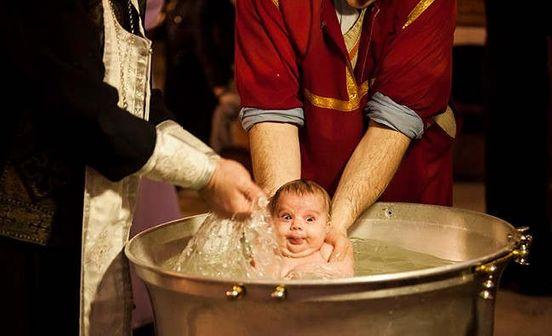 Грузинская Православная Церковь отпраздновала Крещение