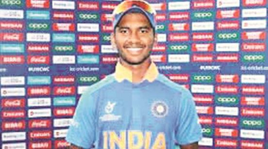 Pune boy shines at U-19 World Cup: Didn't have money for bat, but woul