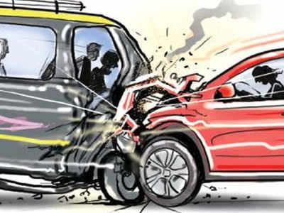 Pune: Four injured as car rams two scooters, driver arrested, say cops