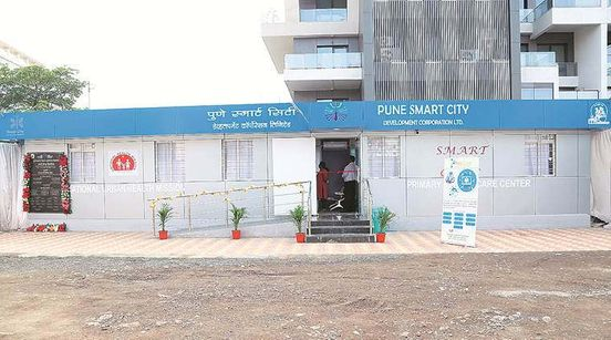 Pune Smart City project wins Centre's award under social aspects categ