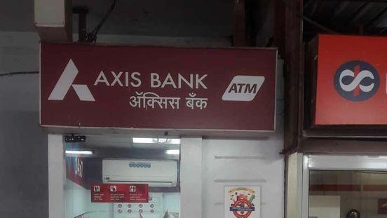 Money stolen from ATM machine