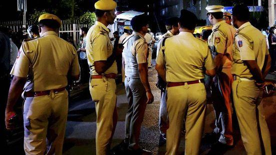 Police arrested a illegal arm smuggler