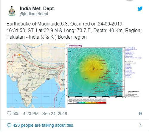 https://in.avalanches.com/delhi_tremors_in_delhi_parts_of_north_bharat_when_halfdozen3_magnitude_earthquake_in_islamic_republic_of_pakistan2208_24_09_2019