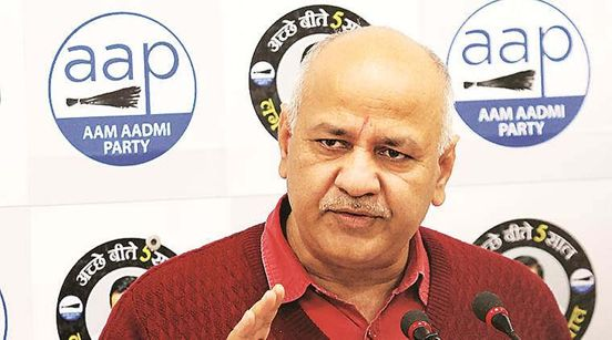 Delhi polls: Sisodia challenges Congress, BJP on issue of private scho