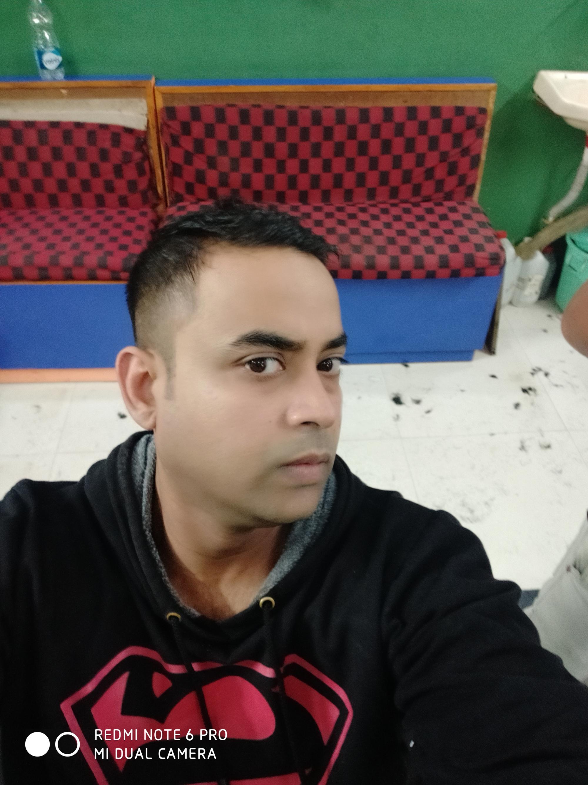 Dr. Mohammed Mudassir Ahmed