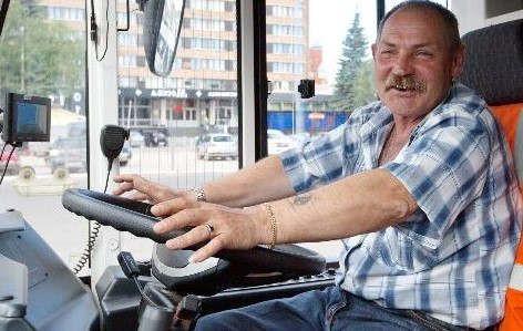 Водитель троллейбуса рассказал историю о его интересной и в то же врем
