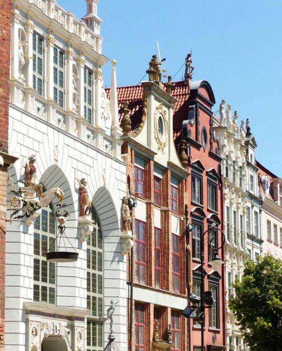 Gdańsk to tajemnicze miasto, więc lekkie i niezapomniane!