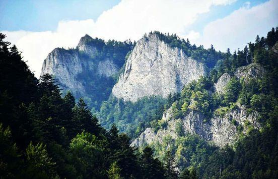 Góra Trzech Koron, Zakopane, Polska