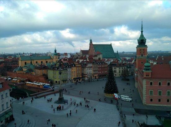 Kocham to miasto,Polska,Warszawa
