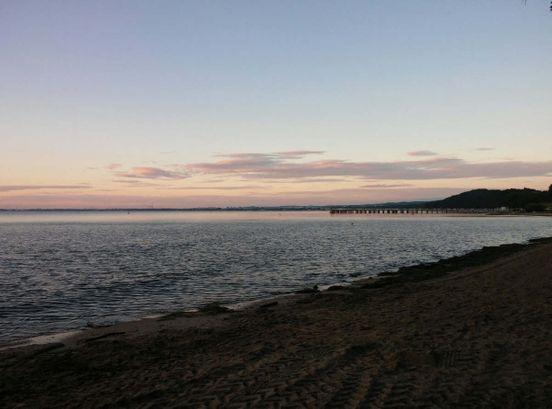 Po prostu niesamowite miejsce. Świetna plaża, miejsce do spacerów i re
