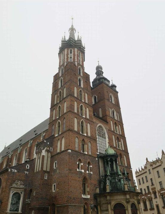 Rynek Główny Kraków Polska