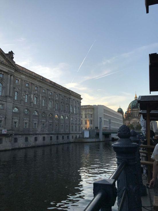 Berlin! Weekend!