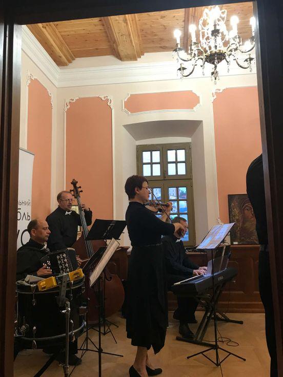 Muzyka klasyczna. Harmonia i pokój.