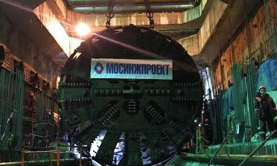 Метрострой Санкт-Петербурга начинает строительство метрополитена в Мос