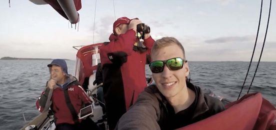 Петербургские курсанты отправляются в Антарктику