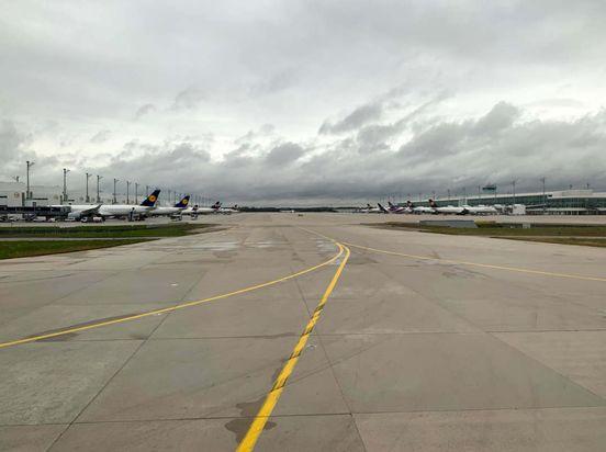 Моє приземлення на землю, Мюнхен, Німеччина