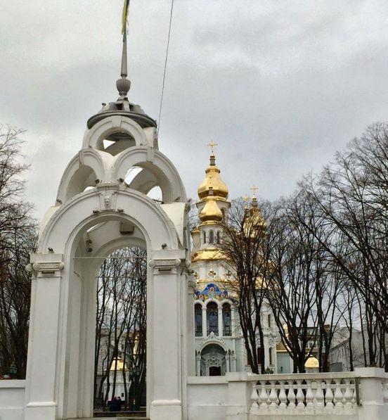 Оновлений парк🌿 Шевченка, Харків
