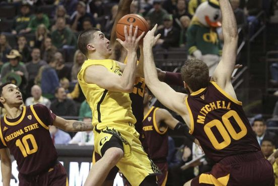 Pritchard scores 29 points, Arizona State defeated by No 9.