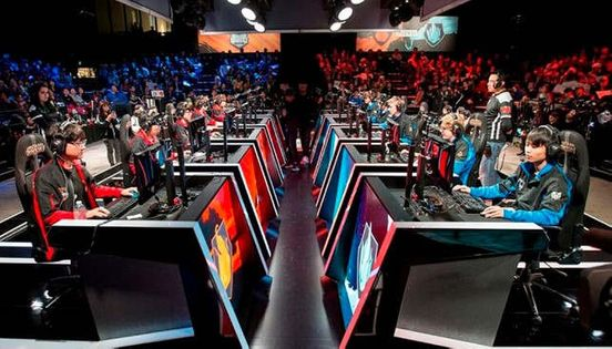 The taxman will come when the time comes for esports players.