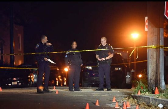 Northwest Baltimore closes one of most violent weeks; law enforcement agencies send units into neighborhoods