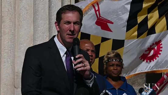 Opponents who are fighting to prevent Baltimore County from increasing low-income housing opportunities