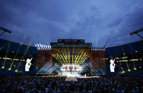 Panther's book rare stadium performance for 2020, promise ' we're back in the concert business '