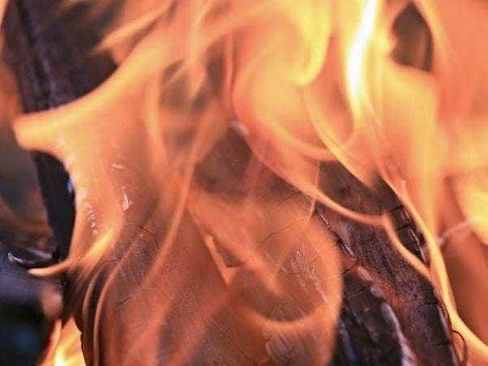 Fire Sparked Concern Near Austin Airport