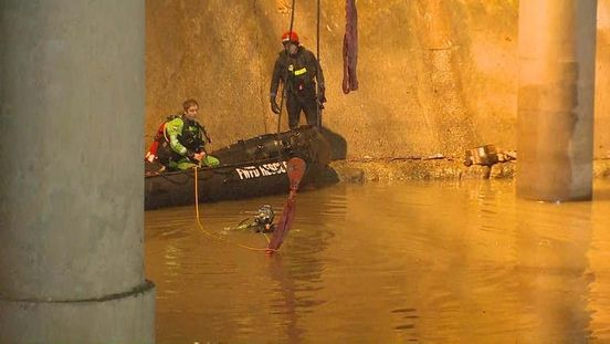 2 men died in the Trinity River