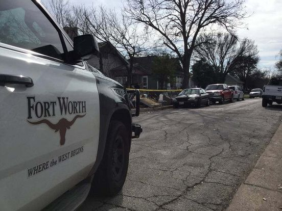 Another death in Fort Worth