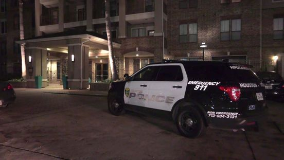 A man shot to death found by his friends inside his apartment