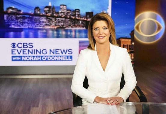San Antonio: CBS Evening News Ratings has been Plunged 'After  Norah O'Donnell took over the Show