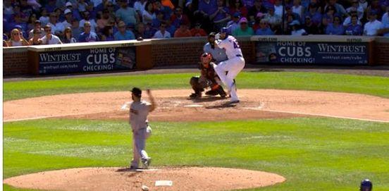 Cubs Infielder Javy Báez's Magical Slides