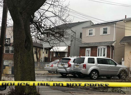 Newborn baby found dead in New Jersey.