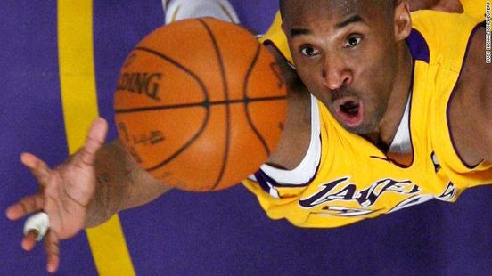 <strong>Kobe Bryant dies at 41 in a helicopter crash</strong>