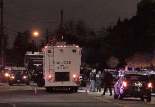 Shootings in San Jose